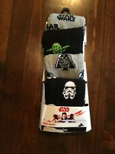 New STAR WARS 4 Pack Mens Socks