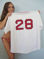 Adrian Gonzalez autographed signed auto Boston Red Sox authentic Majestic jersey