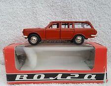 Volga 1:43 scale a3-24-02 estate car. Model is near mint