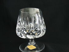Nachtmann Crystal Clear Cut Patrizia 3 3/4 inch Brandy Snifter Excellent Cond