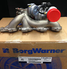 Upgraded Vauxhall Astra Zafira Vxr k04 Turbocharger z20leh Turbo 360 race BRG