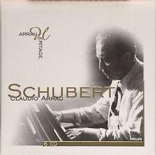 Schubert - Arrau Heritage 6CD
