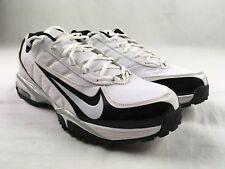 NEW Nike Nike Speed - Black/White Cleats (Men's 14)