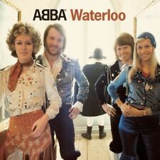 ABBA Waterloo CD BRAND NEW Bonus Tracks Remastered