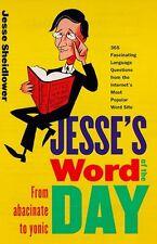 Jesses Word of the Day: www.jessesword.com