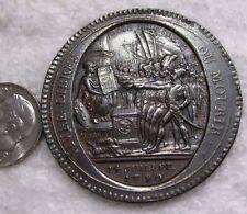 France Medal-Token 1790/1792 - 5 Cinq Sols - Monneron Brothers Freres Paris AU