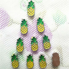 Hot sell 10PCS pineapple floating charm for glass living memory locket A109