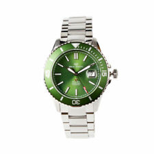 Seagull Ocean Star Automatic Diving Watch Limited Edition 30Bar Diver Green HULK
