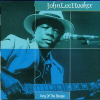 John Lee Hooker - King Of The Boogie (2005)  2CD  NEW/SEALED  SPEEDYPOST
