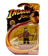 Indiana Jones Kingdom of the Crystal Skull - Cemetery Warrior Action Figure