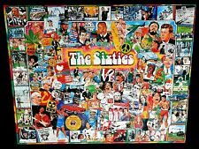 White Mountain Puzzle THE SIXTIES  GREAT MEMORIES MUST SEE PHOTOS  CIB