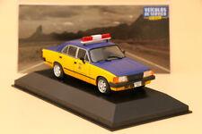 1:43 Altaya Chevrolet Opala Policia Rodoviaria Federal Diecast Car Model Limited