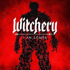 WITCHERY I Am Legion LP Vinyl European Century Media 2017 11 Track