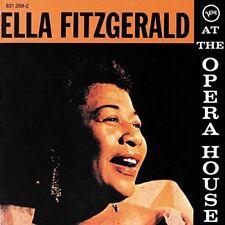 Ella Fitzgerald - At The Opera House [New Vinyl LP] Gatefold LP Jacket, 180 Gram