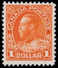 Canada Scott 122 (1923) Dry Printing, Mint NH VF, CV $240.00 C
