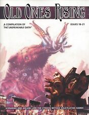 Call of Cthulhu Old Ones Rising RPG SC NEW Unspeakable Oath (#18 - #21) 30% OFF