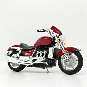 Bburago 1:18 Triumph Rocket III MOTORCYCLE BIKE DIECAST MODEL NEW IN BOX
