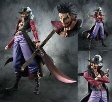 Japanese Anime POP One Piece Hawk Eye Dracule Mihawk Figure Figurine 22cm no box