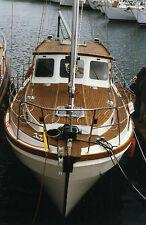 Rogger 36 Motor Sailer Moulds and boat