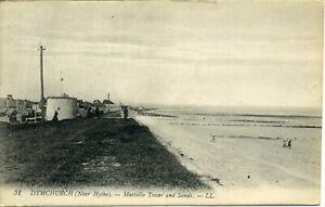 Martello Tower and Sands, DYMCHURCH near Hythe, Kent LL 31