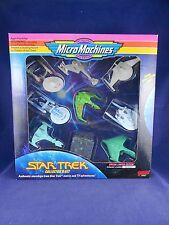 Star Trek 1993 Star Trek Collectors Set – MIMP – Micro Machines - Galoob