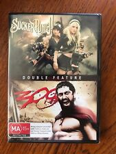 Sucker Punch / 300 DVD Region 4 New & Sealed