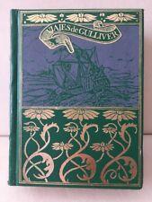 Los Viajes De Gulliver Johnathan Swift Hardcover S. A. De Promocion Y Ediciones