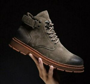 Men's Sneakers Sport Casual Leather Athletic Shoes Men's Shoes 2021 NEW