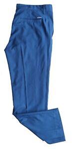 "Men's ADIDAS Premium ADIZERO Royal Blue Golf Trousers W34"" L30"" *VGC*"