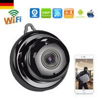 Mini WIFI IP Camera WLAN Webcam Überwachungskamera Nachtsicht HD 1080P Camera