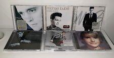 Michael Bublé - 6 CD Bundle (It's Time/Crazy Love/Nobody But Me/Call Me...)