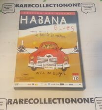Habana Blues  PAL Region 2
