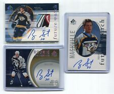 05-06 Ryan Suter 3 RC Cards Lot FWA Patch /100+FW AUTO /999+RC Authentic /250