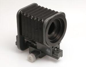 Leica Leitz Wetzlar Balgengerät für Leica M