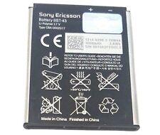 Sony Ericsson BST-43 Battery WT13i Cedar J108i Elm J10i Hazel J20i Yari U100i