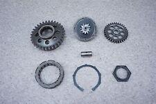 2008 08 KTM 450XCF 450 XCF Stock OEM Engine Starter Clutch & Gear Gears