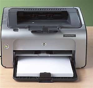 HP LaserJet P1006 CB411A Laser Printer - Ready to print