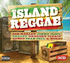 ISLAND REGGAE 3 CD SET - Various Artists (Released May 18th 2018)