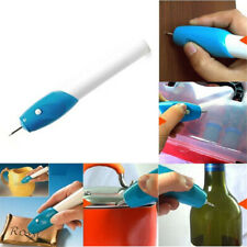 Glass Wood Jewellery Electric Engrave Engraving Engraver Pen Carve Tool Gear Kit