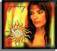Sol - Yo Soy - New 2000 Spanish Rock Music CD!