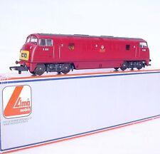 Lima HO OO British Railways WARSHIP Class RAPID DIESEL LOCOMOTIVE MIB`85!