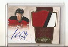 2010-11 Dominion Gold #248 Mattias Tedenby JSY AU 15/25 New Jersey Devils