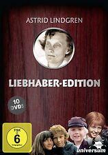 Astrid Lindgren Liebhaber-Edition - 10 DVD Box (x)
