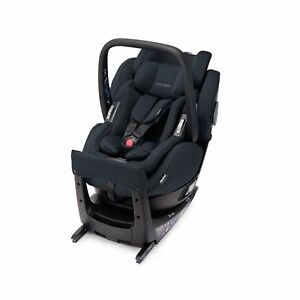RECARO Salia Elite Select Night Black Grey Child Seat 0-18 kg 0-39 lbs_