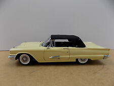 1959 Ford Thunderbird Convertible Limited Edition Danbury Mint 1:24 w/ Box