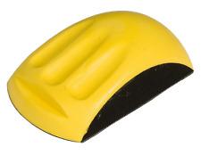 MIRKA 150mm hand sanding block pad for grip abrasive discs