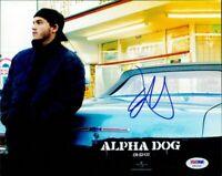 Emile Hirsch authentic signed celebrity 8x10 photo W/PSA Cert Autographed Z1
