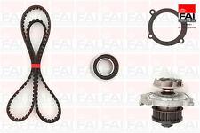 KIT Cinghia di Distribuzione con pompa acqua per Lancia Ypsilon TBK187-6260 OEM Qualità