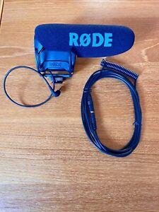 Rode VideoMic Pro Shotgun/On-Device Wired Standard Professional Microphone