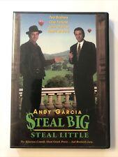 Steal Big, steal Little (DVD, 2004) Andy Garcia